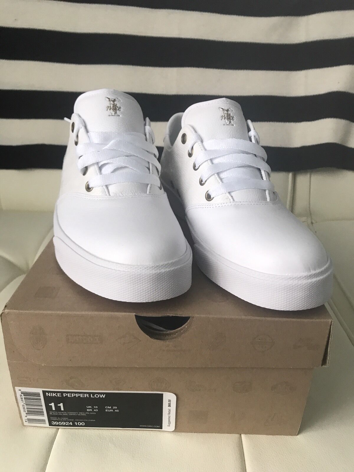 Nike Pepper Low Size 11  Cheap and fashionable