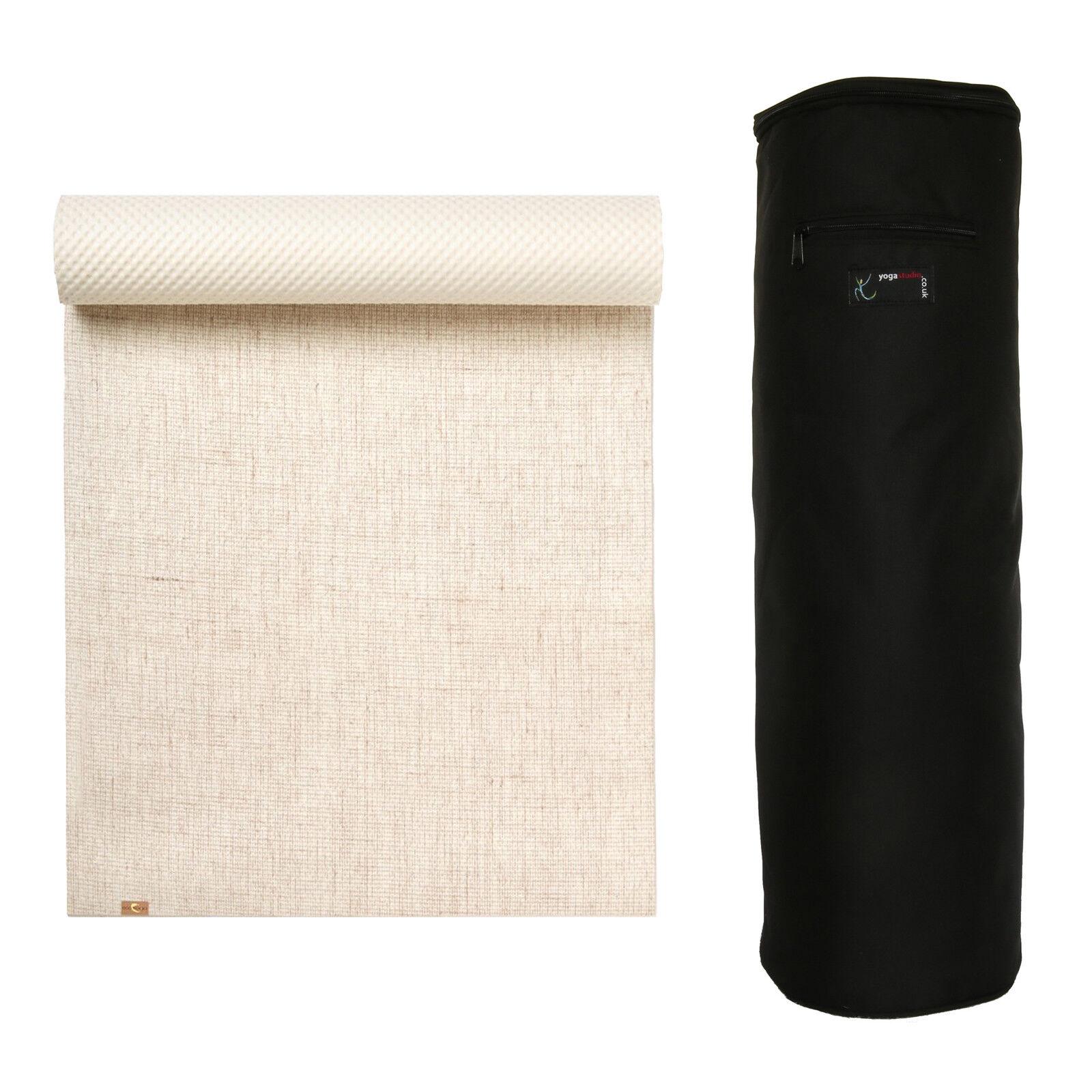 Yoga Studio - EcoYoga Kit Yoga Mat & Bag Combo Set - Various Colours Available