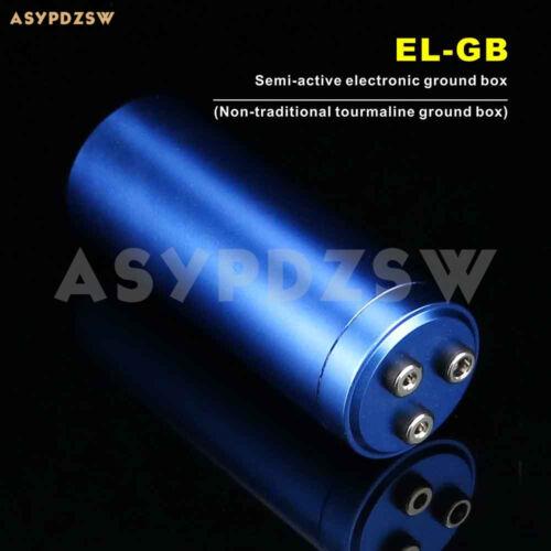 Non-traditional tourmaline ground box EL-GB Semi-active electronic ground box