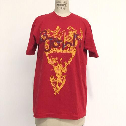 ⭕ 00s Vintage Bjork Volta Shirt : rave punk aphex