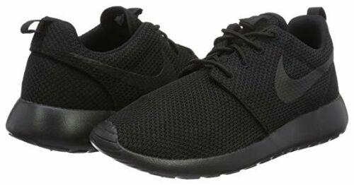 Black Mens Trainers Nike amp; Size Roshe New Genuine 9 Run All Uk XxIrxSd
