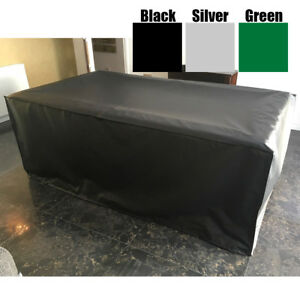 Snooker-Table-Cover-Full-Drop-Waterproof-Prevent-Snow-Rain-Dust-190-125-80cm