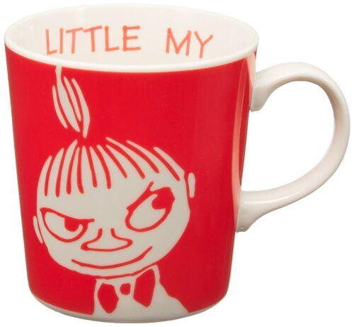 Little My Moomin Mug Yamaka Japan Ceramic Porcelain MM622-11 Red
