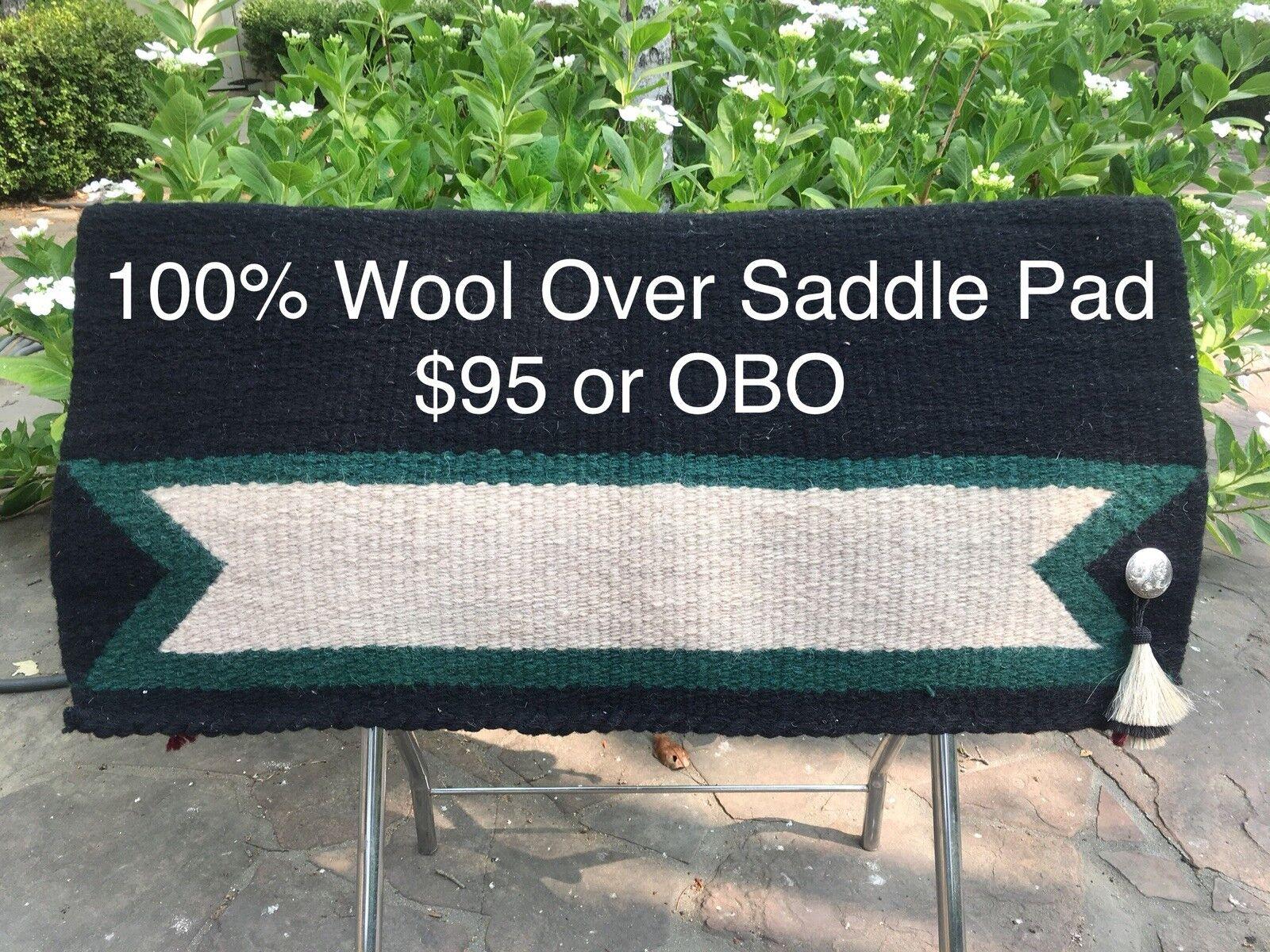 Westren Wool Show Over Pad