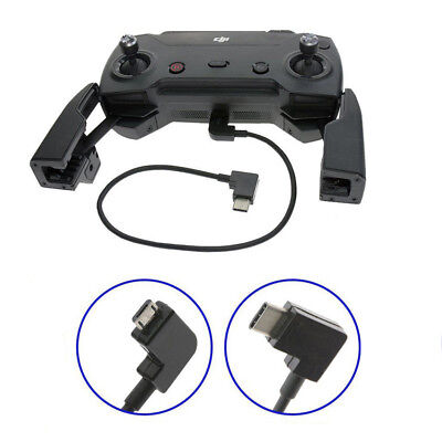 For DJI MAVIC PRO AIR Spark RC Remote Controller Android USB Data Transfer Cable