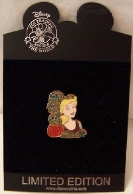 LE500 Flower Portrait Series Sold-Out DisneyShopping Sleeping Beauty Aurora