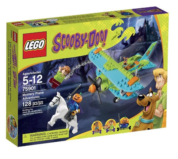 Lego 75901 Scooby-Doo 75901 mystère Avion aventure  (Nouveau)  profitez de 50% de réduction
