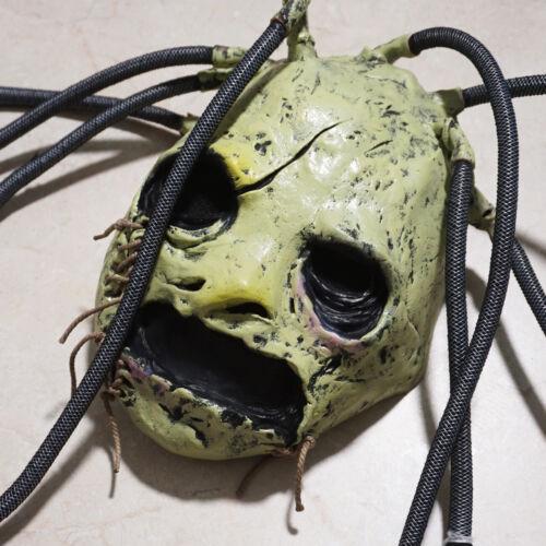 Corey Taylor Latex Mask Dreadlocks Slipknot Musice Festival Costume Halloween
