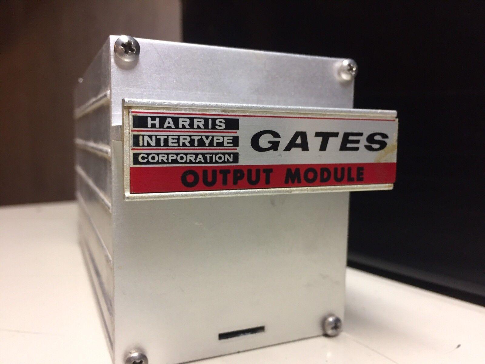 Harris Salida Salida Salida de Transistor M6550 radio Gates Módulo Amplificador estadista Dualux + + bfeb26