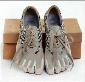 New Men's Camo Sports Fingers Shoes