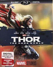Thor: The Dark World (Blu-ray Disc, 2017, Includes Digital Copy)