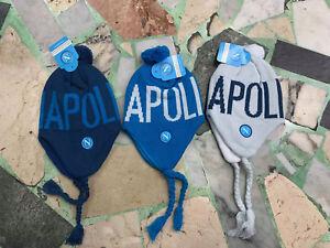 Caricamento dell immagine in corso 1-CAPPELLO-SSC-NAPOLI -LANA-INTERNO-PILE-MOD- e9d8448d520e