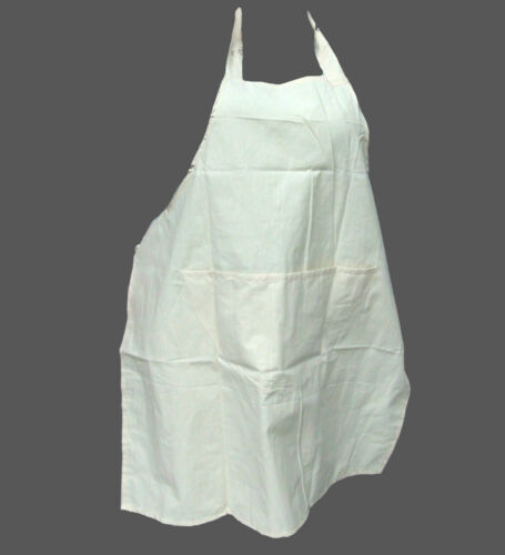 100/% Cotton Carpenters Apron Pocket Washable Carpentry Woodworking Hobby DIY