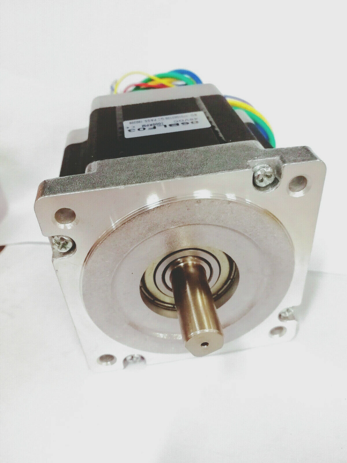 1axis Brushless DC Motor NEMA34 86BLF03 330W 48V 3000RPM DC Driver BLDC-8015A