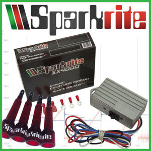 Sparkrite sx4000 electronic ignition conversion kit for classic cars image is loading sparkrite sx4000 electronic ignition conversion kit for classic solutioingenieria Gallery