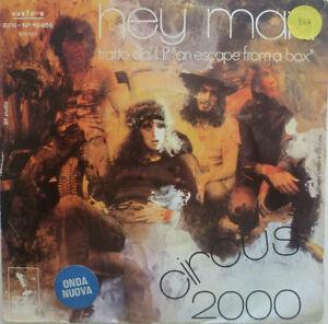7-034-1968-1972-PSYCH-RARE-CIRCUS-2000-Hey-Man-VG