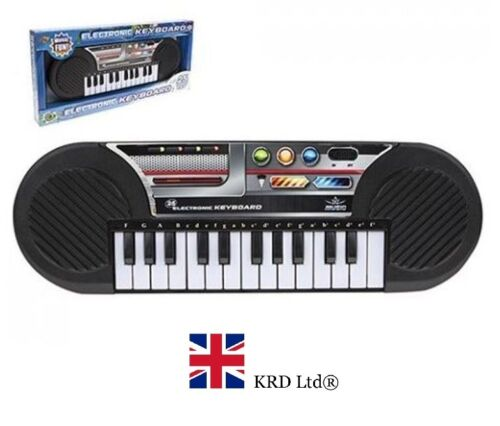 25 KEYS ELECTRONIC KEYBOARD 16.6 Musical Instrument Piano Kids Christmas Gift