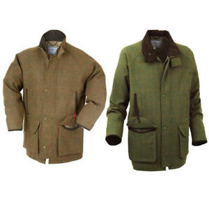 413207c7a82fb Image is loading Alan-Paine-Mens-Compton-Tweed-Wool-Shooting-Outdoor-