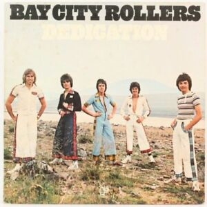 NEW-CD-Album-Bay-City-Rollers-Dedication-Mini-LP-Style-Card-Case