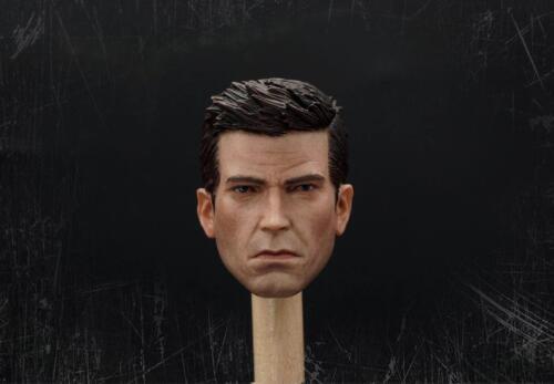 1:6 Batman Arkham Knight Head Carved Bruce Wayne Head Sculpt F 12/'/' Body Figure