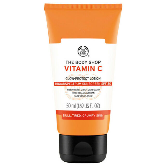 body shop face moisturizer
