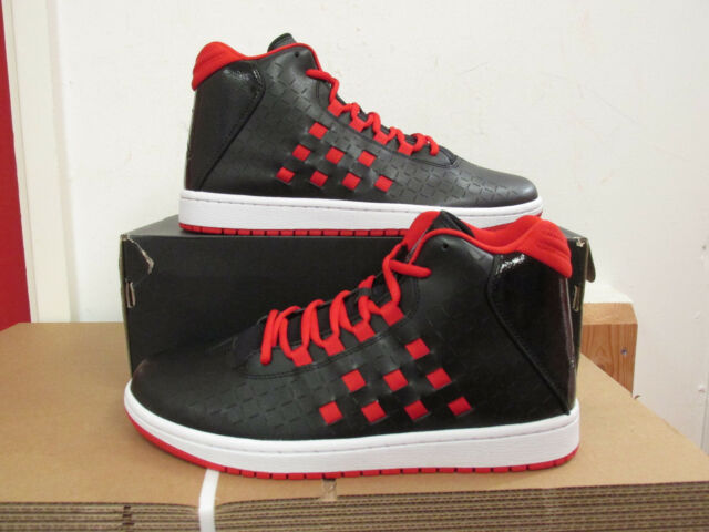 c85cc5613130c6 Nike Air Jordan Illusion Mens Hi Top Trainers 705141 001 SNEAKERS ...