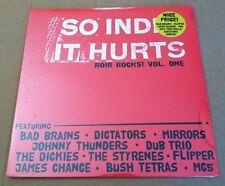 LIMITED BAD BRAINS Dickies MIKE PATTON Jonny Thunders MC5 LP Vinyl Faith No More