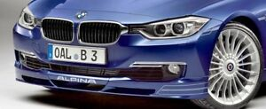 BMW-F30-F31-3-Series-2012-2015-Sedan-Touring-Alpina-OEM-B3-Front-Spoiler-Lip-New