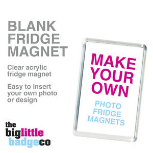 BLANK-FRIDGE-MAGNET-ACRYLIC-70mm-x-45mm-Insert-your-own-photo-or-logo