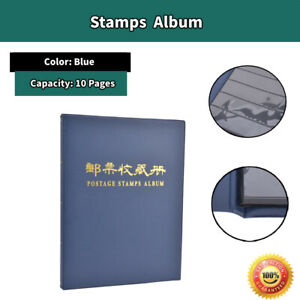 Postage-Stamps-Album-Collection-Book-Stamp-Collection-Album-Collecting-Holder