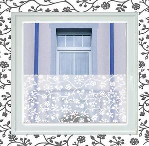 17 50 qm sichtschutz fenster folie statisch haften glasdekorfolie d c fix ebay. Black Bedroom Furniture Sets. Home Design Ideas