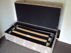 Details About Sofa Bed Ottoman Double Sofa Bed Australian Made Bed In A Box