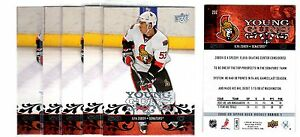 1X-ILYA-ZUBOV-2008-09-Upper-Deck-232-RC-Rookie-YOUNG-GUNS-Lots-Available