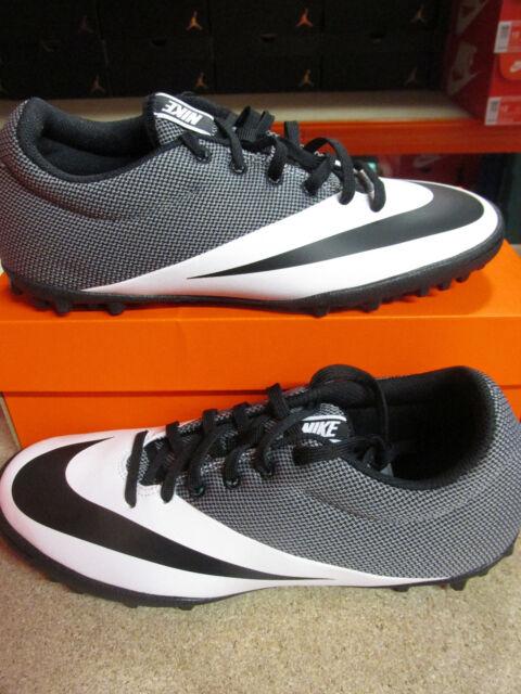 Buy Nike MercurialX Pro TF Men s Indoor Turf Shoe 725245 White Black ... 459248750