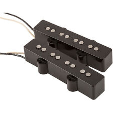 Fender 0992101000 Custom Shop 60s Jazz Bass Guitar Alnico 5 Replacement Pickups