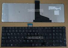 NEW FOR Toshiba Satellite C40-B C40d-B C40t-B Keyboard Spanish Teclado Frame BLK