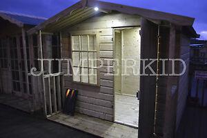 summer house lighting. Image Is Loading LED-Lights-For-Solar-System-12V-Summerhouse-Light- Summer House Lighting T