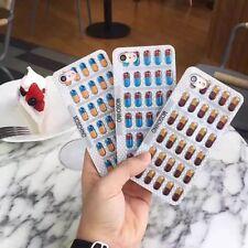Moschino Logo iPhone7 7 Plus iPhone 6 6s 6plus 6s Plus/Blue Red Yellow Capsules