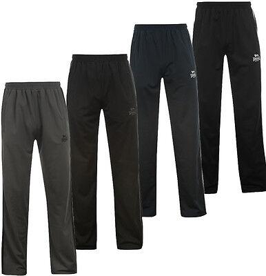 Lonsdale Men's 2s Joggers Size S M L Xl 2xl 3xl Fitness Pants Tracksuit Bottoms Clothing, Shoes & Accessories