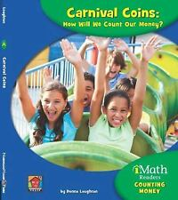 Carnival Coins: How Will We Count Our Money? (iMath Readers: Level A)-ExLibrary