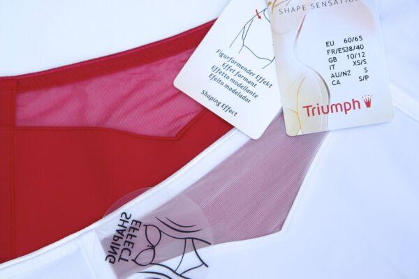 Triumph Strumpfgürtel Strapsgürtel Hochzeit Shape Sensation S NEU