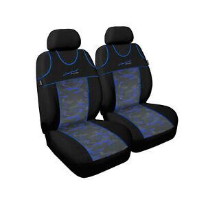 Opel Astra Universal Blau Front Sitzbezüge Sitzbezug Auto Schonbezüge Schonbezug