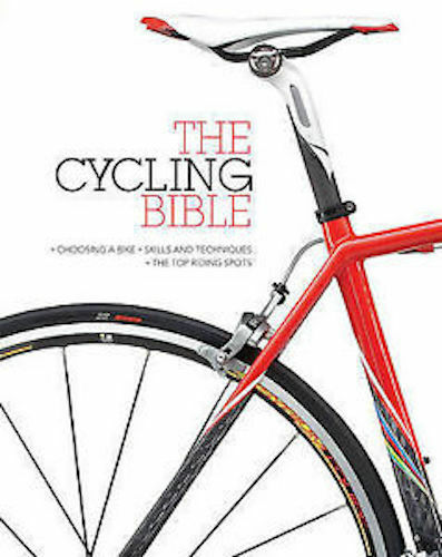 1 of 1 - The Cycling Bible: the Complete Guide for All Cyclists _ BRAND NEW _ FREEPOST UK