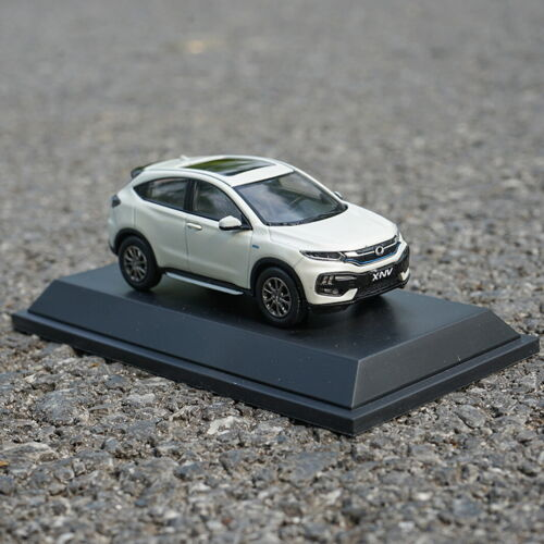 1//43 Scale Honda XNV XN-V White Diecast Car Model Collection Toy Gift NIB