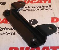 2002 Ducati MH900e Hailwood tail guard to frame support plate 82712181A