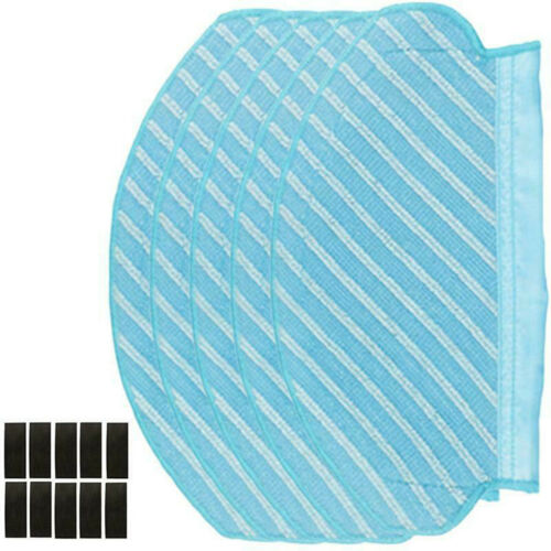 Vacuum Cleaner Stickers Mop Cloths Spare Tools For Ecovacs Deebot Ozmo 950 920