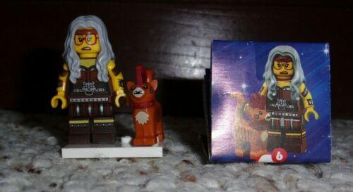 Sherry Scratchen-Post /& Scarfield The Lego Movie 2 NIP Lego Minifigures