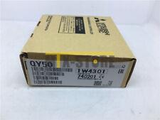 1PC Mitsubishi MELSEC-Q Output Unit QY50 PLC New In Box