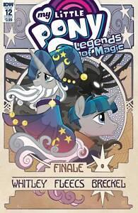My Little Pony Legends of Magic #12 B Cover IDW NM Comics Book