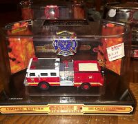 city of louisville code 3 fire engine l e die cast collectible 1 64 th scale 024